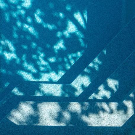 Угловая лестница в бассейне Briliant 77 | Цвет Smokey Quartz