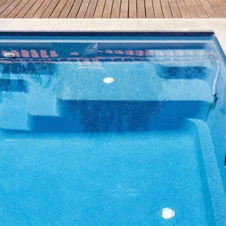 Керамическая лестница в модели X-Trainer 110 RC | Цвет Blue Saphire