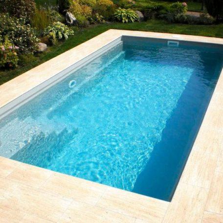 Compass Pools Aqua 110 | Цвет Nova Pearl