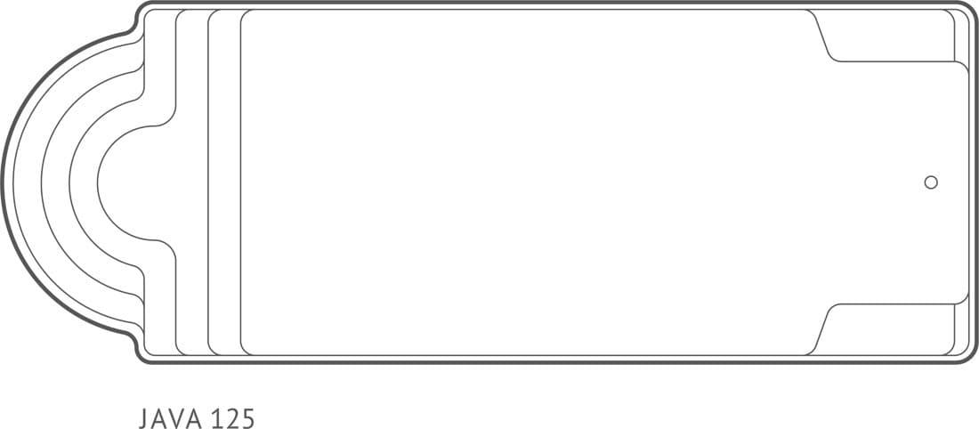 Схема Java 125 (Компас Пулс)