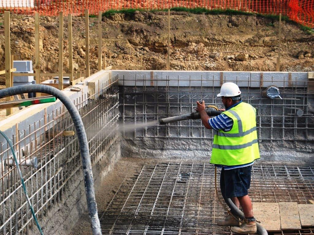 Бетон для бассейна столешница из бетона купить