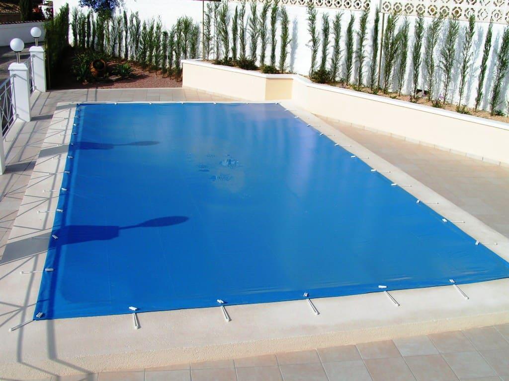 Брезентовое покрытие для бассейна