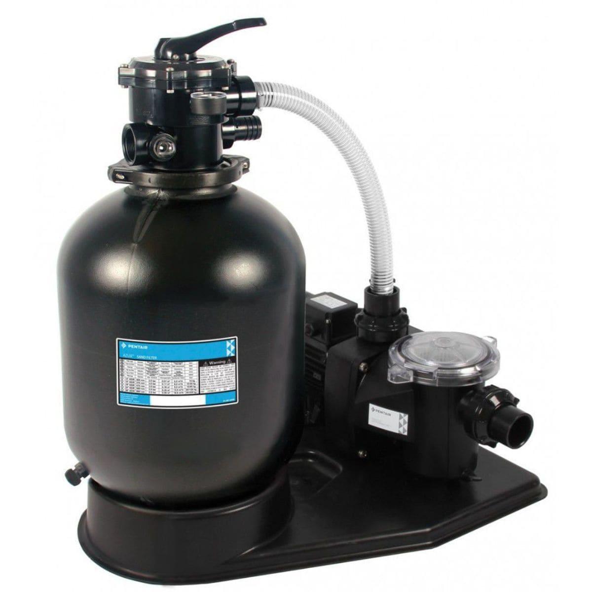 Песочная фильтровальная установка (моноблок)