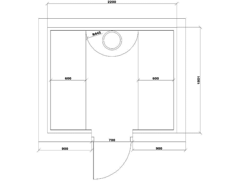 Проектирование турецкой бани