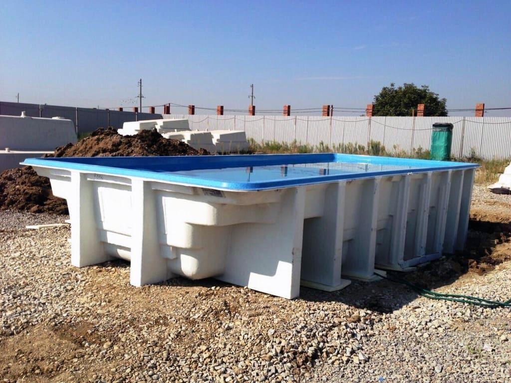 Система MaxiRib Compass Pools