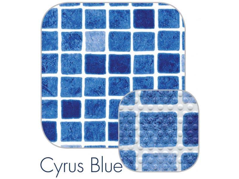 ПВХ пленка Cyrus Blue