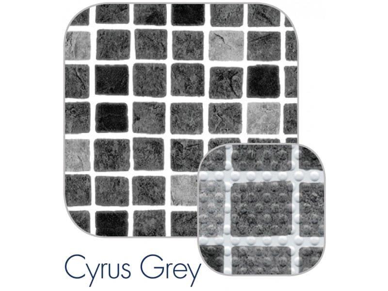 Лайнер ПВХ Cyrus Grey