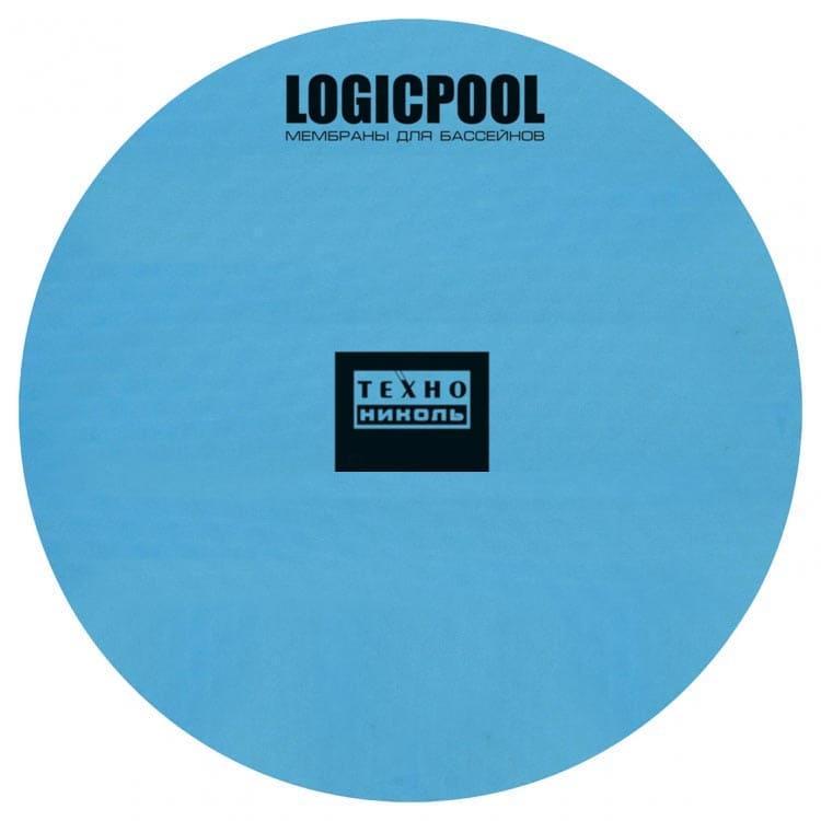 ПВХ пленка LogicPool V-RP Blue производство Технониколь (Россия)
