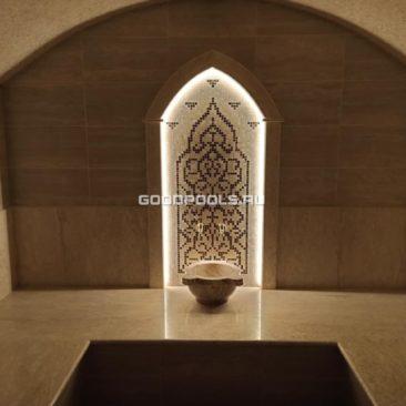 Турецкий хамам под ключ в Красном Селе